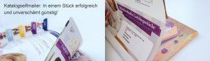 Dialoghaus Print und Mail Mailing Mailinganlässe Dialogmarketing Printproduktion Hamburg Langenfeld Düsseldorf Katalogselfmailer Erfolg Selfmailer