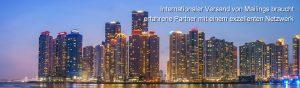 Dialoghaus Print und Mail Lettershop Mailing internationaler Versand Netzwerk Partner